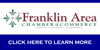 :earn More about the Franklin Area Chamber of Commerce